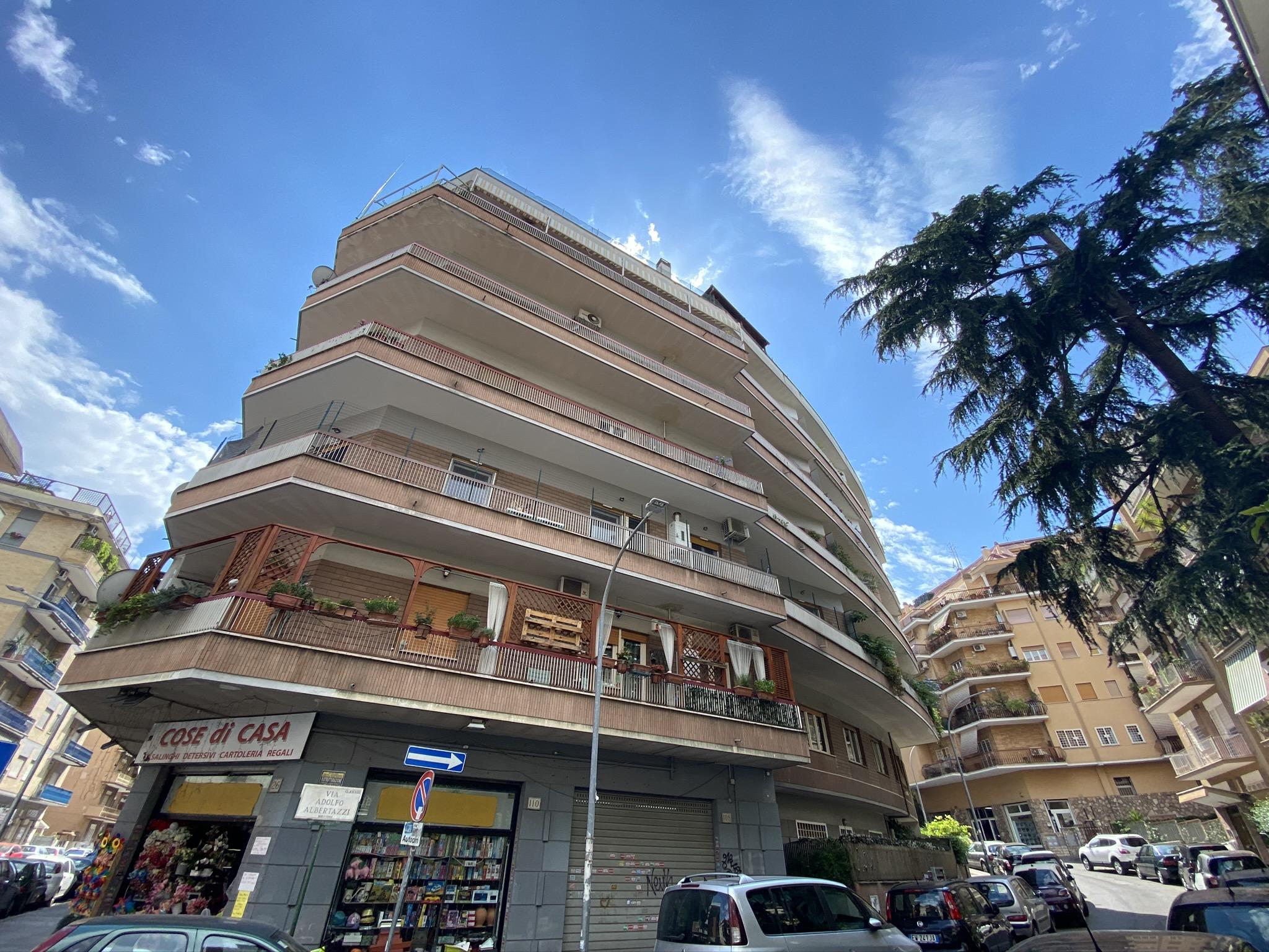 PRATI – Via Marcantonio Colonna