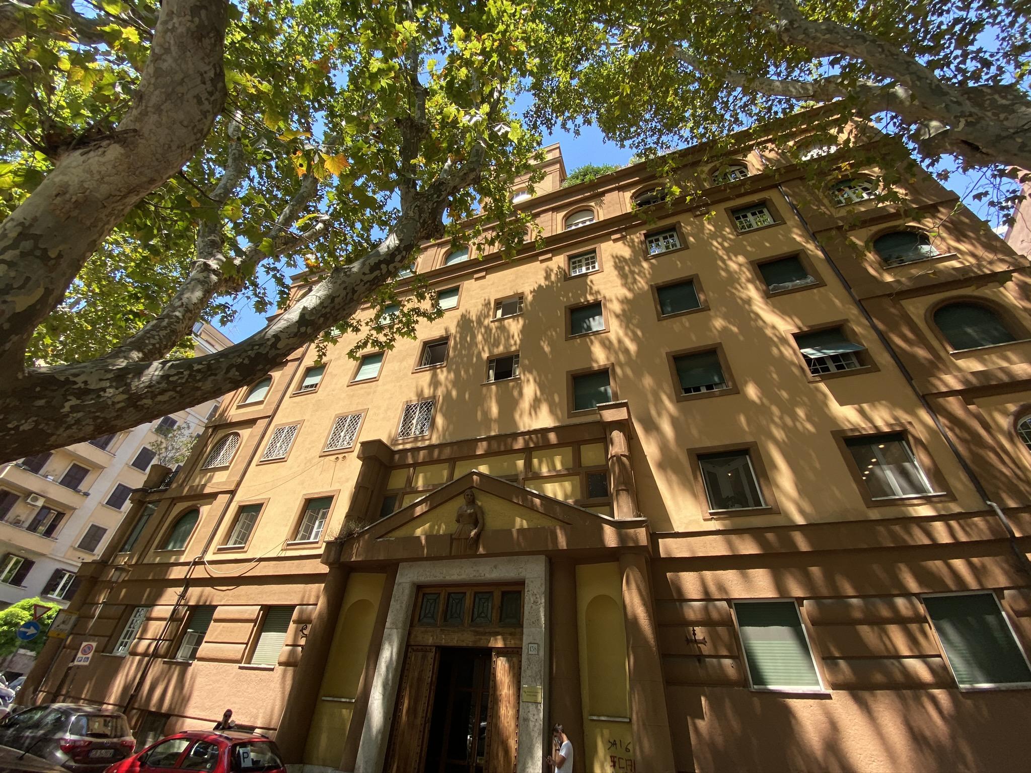 CASETTA MATTEI – Via Eugenio Maccagnani